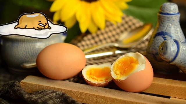 生活中如何分清熟鸡蛋和生鸡蛋呢?