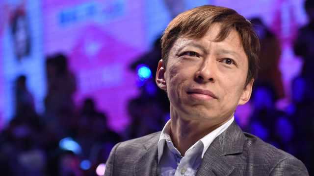 张朝阳:把现在搜狐想成1997年苹果