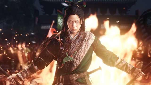 《全战:三国》新预告,郑姜是个啥