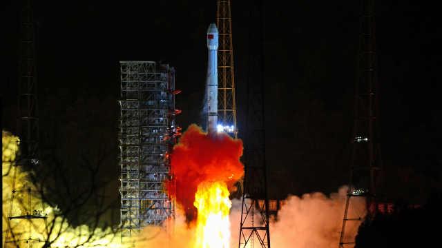 嫦娥四号成功发射,将在月背软着陆