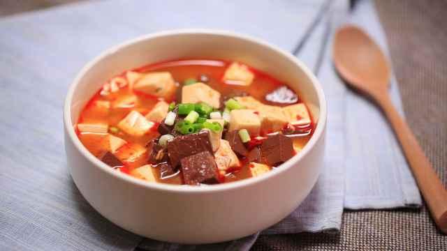 南京鸭血粉丝汤排第一,它排第二!
