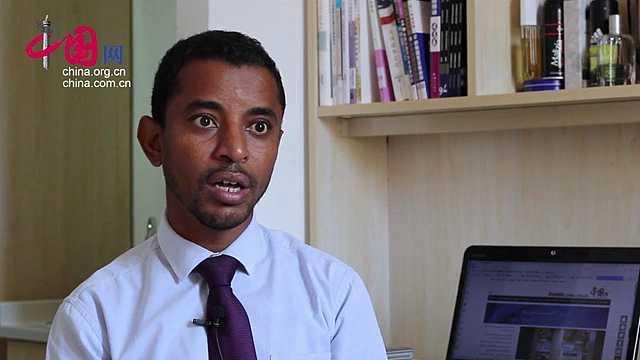 苏丹学者聊中非合作