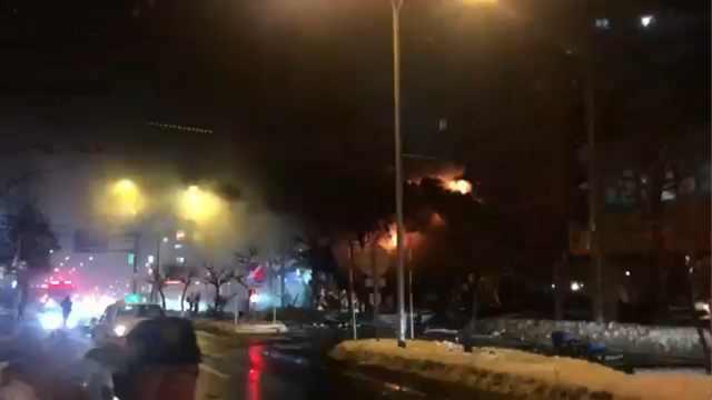 日本札幌餐厅爆炸暂无中国人伤亡