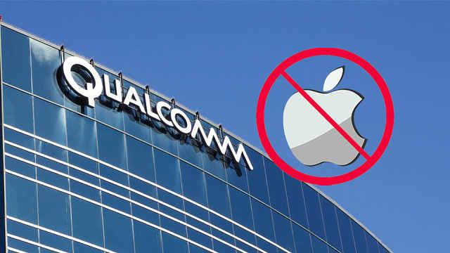 高通紧逼苹果,新款iPhone将禁售?