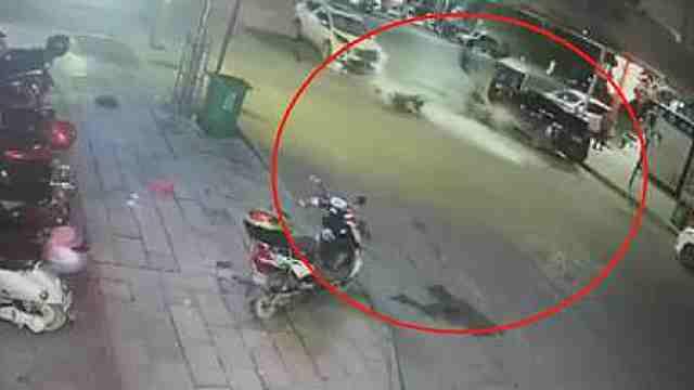 交通事故造成1人重伤2人骨折