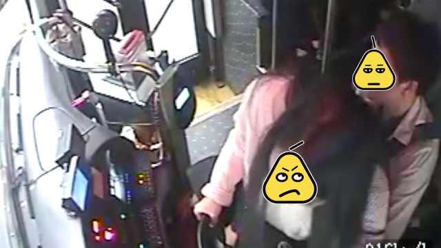女子抢夺公交车方向盘,被判刑2年