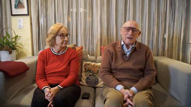 耄耋夫妇:想再去中国,却不再年轻