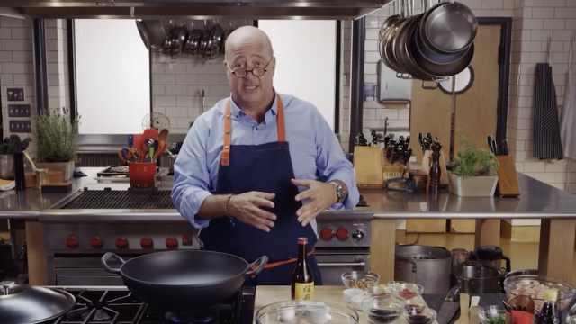 美国大厨diss美式中餐,节目被撤档