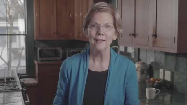 女议员宣布竞选总统,曾被川普嘲笑