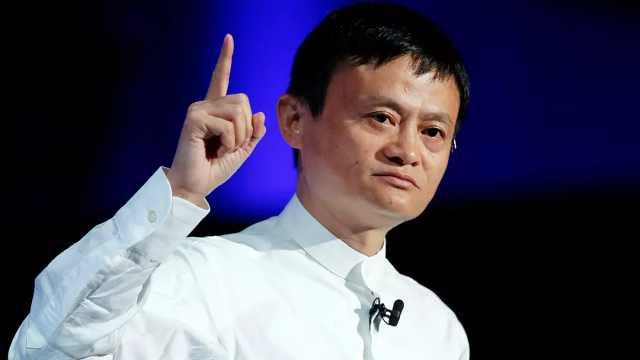 马云:我关心世界的时候企业最不好