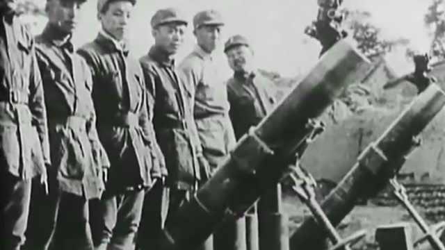 日本投降后,大批武器如何处理?