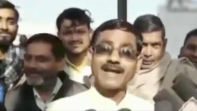 印度官员:说印度不安全应该被炸死