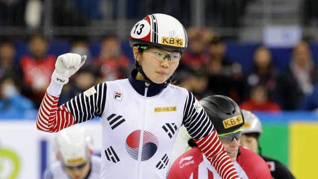韩速滑丑闻升级!队员起诉教练性侵