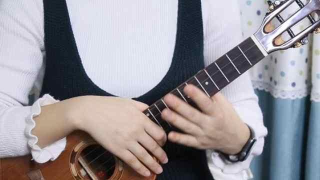 林俊杰《进阶》尤克里里弹唱教学