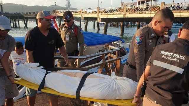 31岁中国男游客普吉皇帝岛不幸溺亡