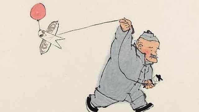 百年方成:漫画是思想的艺术