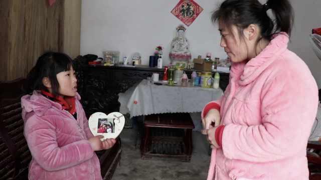 1家3聋哑人,10岁娃自学手语当翻译