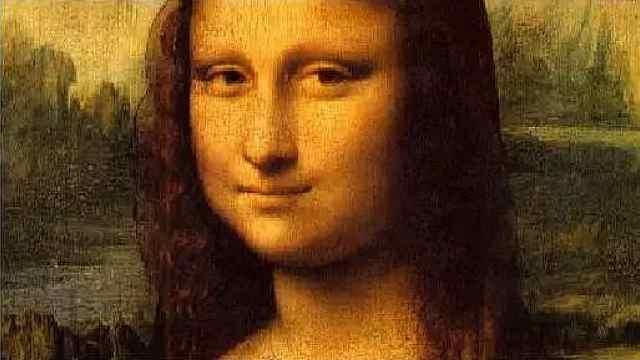 蒙娜丽莎海外展览,被日本人喷油漆