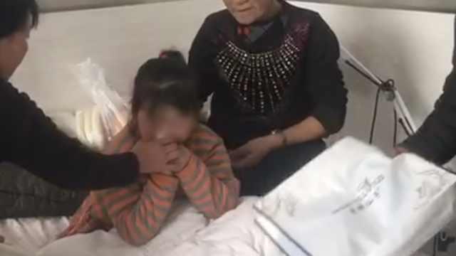 女童下体受伤,医生:应该不影响生育