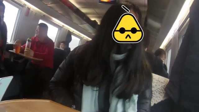 13岁少女高铁出走:为学习跟妈吵翻