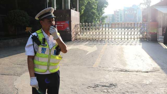 55岁民警连续工作24小时岗位上殉职