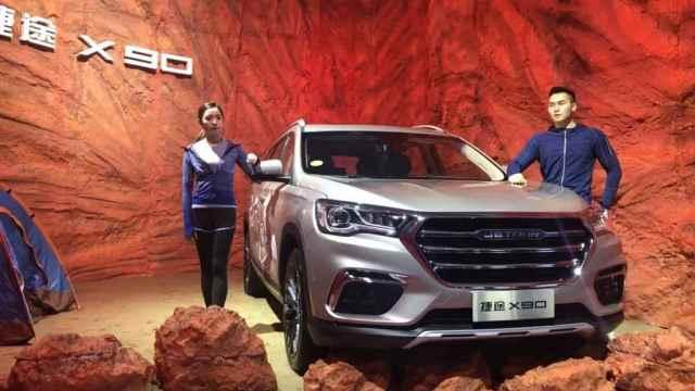 尹同跃称这款车将成未来爆款!