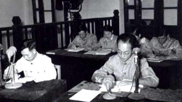 亲历审判日本战犯,是他一生的骄傲