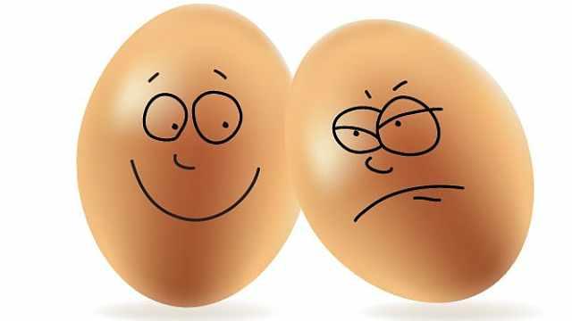 生熟鸡蛋傻傻分不清楚?教你一招