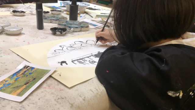 幼儿园园长创业:艺术和应试都重要