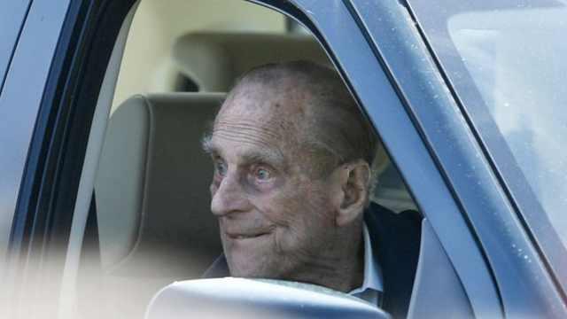 知错就改,菲利普亲王自愿上交驾照