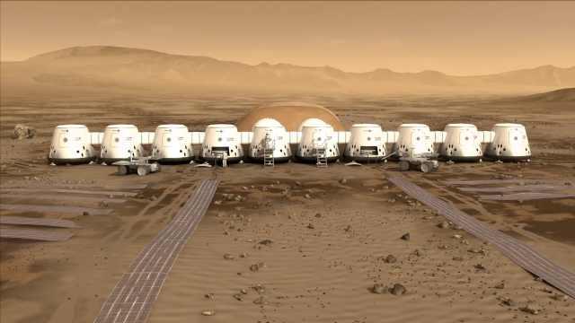 想将人类送上火星的公司宣告破产