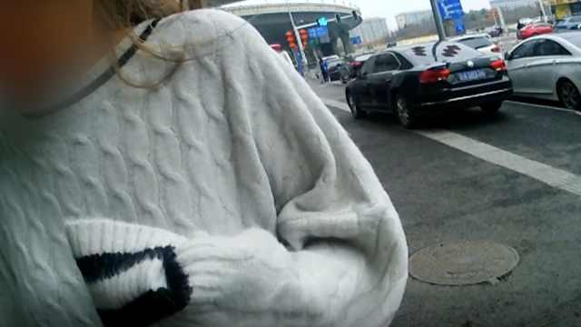 女孩衣着单薄报警:被男孩骗到南京
