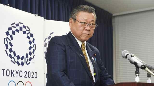日奥运大臣争议言论,被批不配做人