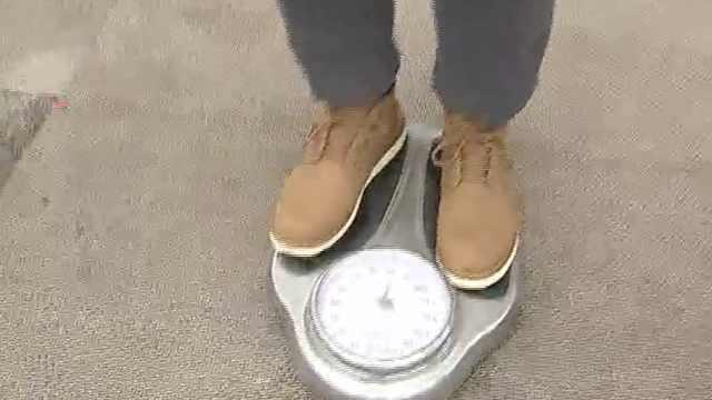 越恩爱越胖?他BMI指数超重:幸福肥