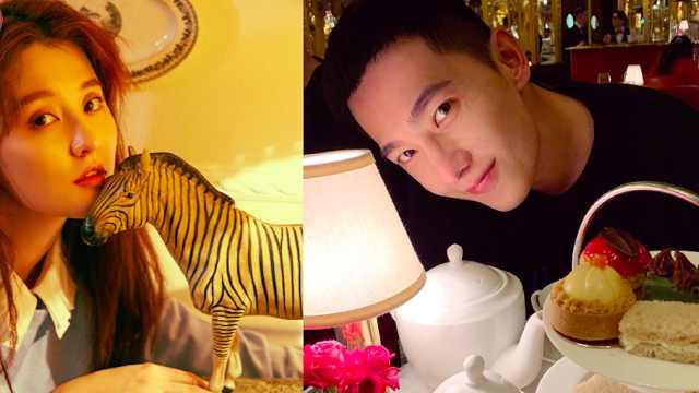 杨洋乔欣方否认恋情:要好早好了