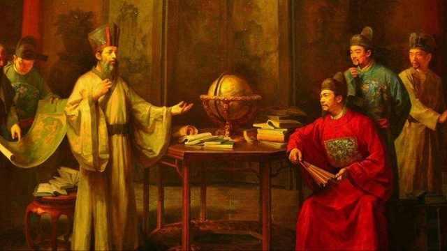 在古代,中国都是怎么称呼外国的?