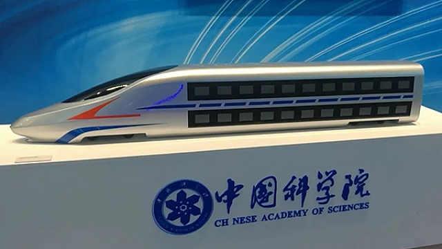 中国未来双层高铁动车组长这样!