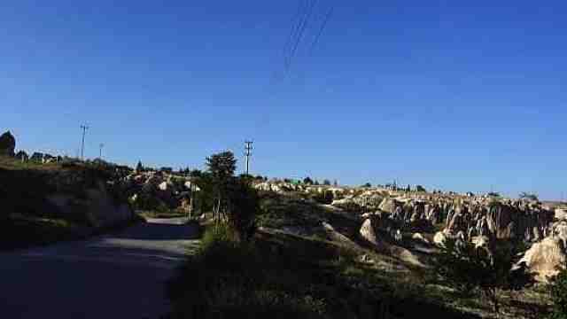 卡帕多奇亚探险,看遍乡村美景