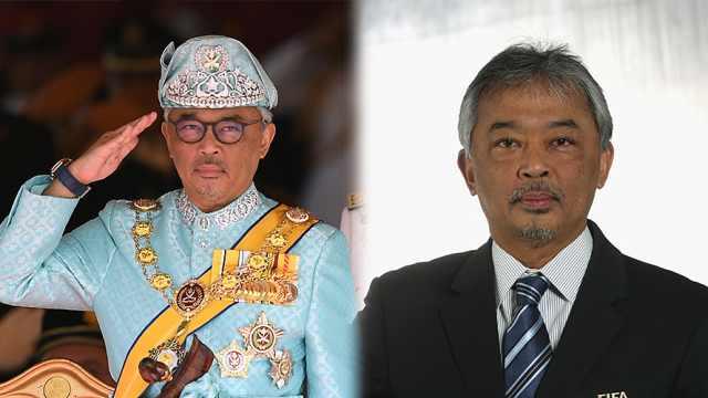 专心治国,马来最高元首从FIFA辞职