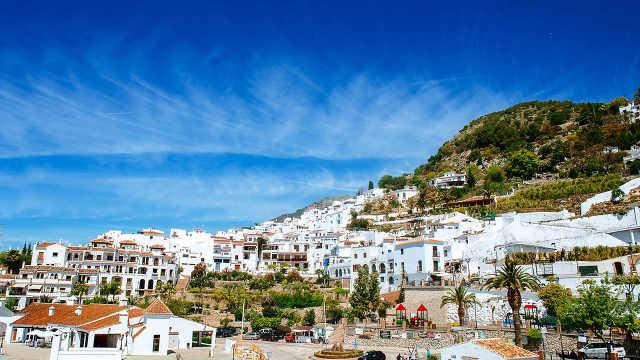 西班牙最美小镇,离非洲不到2公里