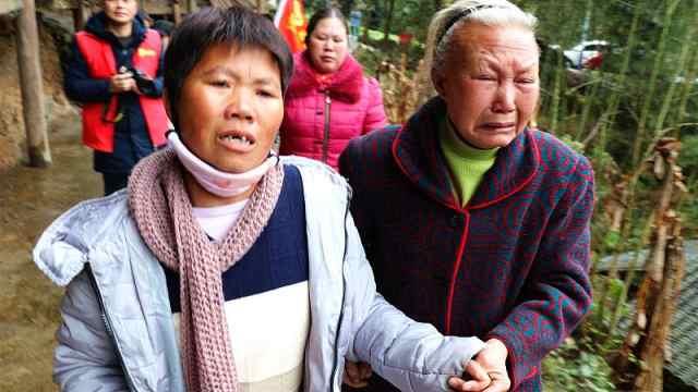 她21岁时被拐,22年后丈夫陪她寻亲