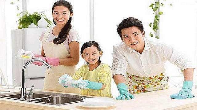 孩子是否应该有偿做家务?