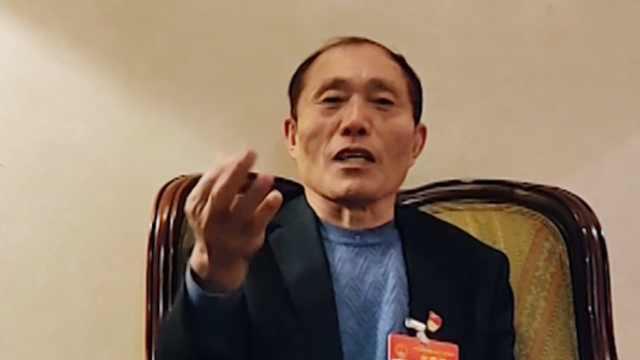 猛犸视频丨全国人大代表李连成