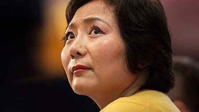 龙湖吴亚军重回白手起家女富豪榜首