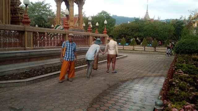 未持工作签!三中国人泰国旅拍被捕