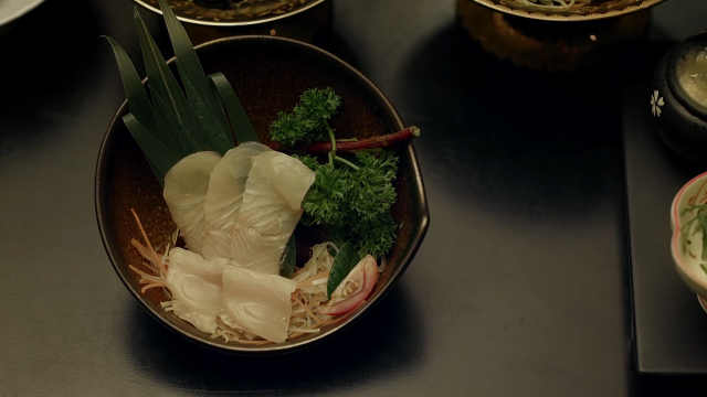 """中国古人有多爱吃""""生鱼片""""?"""