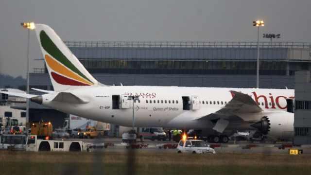 埃塞俄比亚航空坠机,机上157人