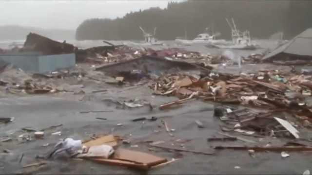 311地震8周年这些画面依然触目惊心