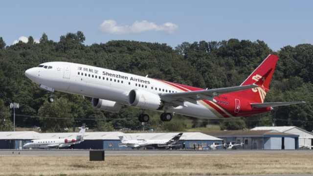 波音737-8停飞,深航取消8个航班