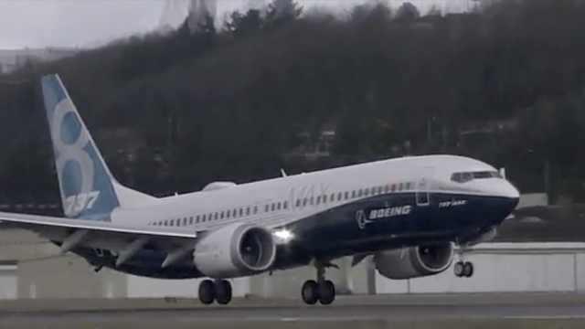 美加空乘人员要求停飞波音737MAX8
